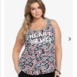 Torrid shirt size 1